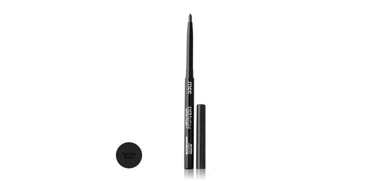 Mee Everlasting Auto Gel Eyeliner 0.3g #Twinkle Black