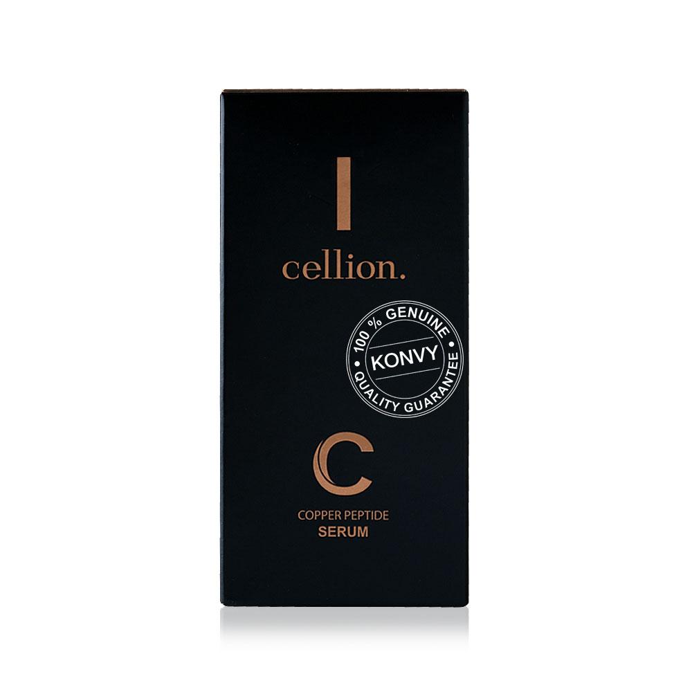 Cellion Copper Peptide Serum 50ml ( สินค้าหมดอายุ : 2022.02 )