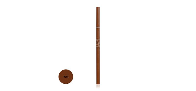 Mei Linda Skinny Brow Pencil 0.8g #03 Mocha Brown