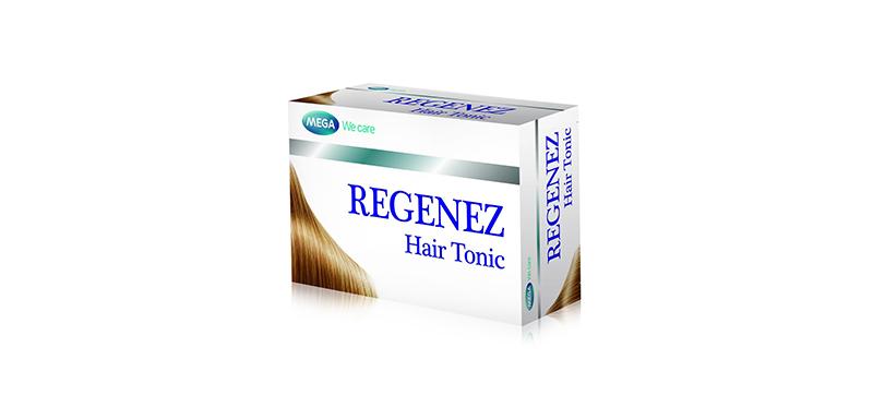 Mega We Care Regenez Hair Tonic Spray 30ml