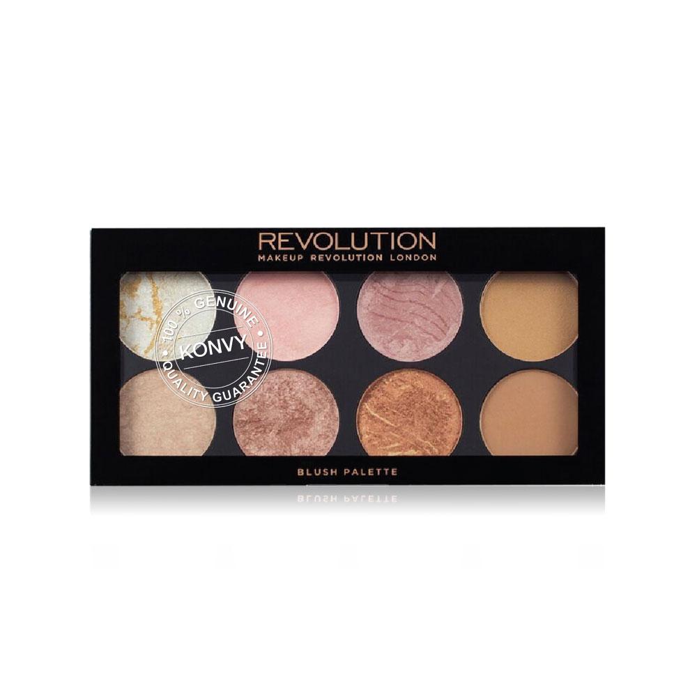 Makeup Revolution Ultra Professional Blush Palette #Golden Sugar 13g