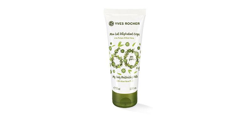 Yves Rocher Botanical Body Care Hydrating Moisturizing Lotion 75ml ( สินค้าหมดอายุ : 2022.04 )