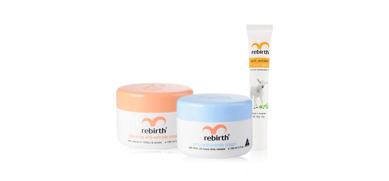 Rebirth Placenta & Emu Anti-Wrinkle Set (100ml x 2pcs) (Free! Eye Gel 30ml)