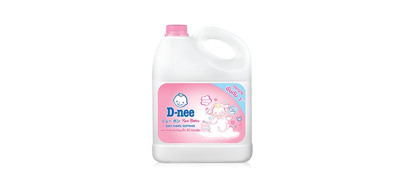 D-nee Baby Fabric Softener [Pink] 3000ml