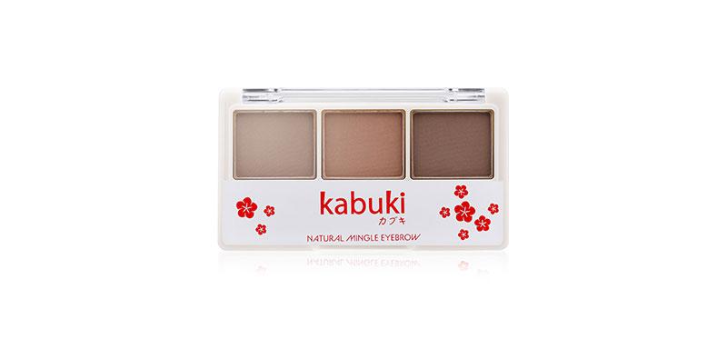 Kabuki Natural Mingle Eyebrow 6g #01