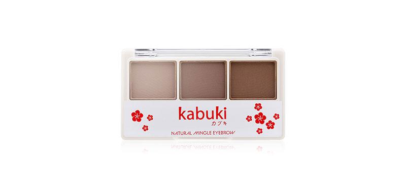 Kabuki Natural Mingle Eyebrow 6g #02