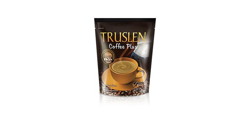 TRUSLEN Coffee Plus 15 Sachets