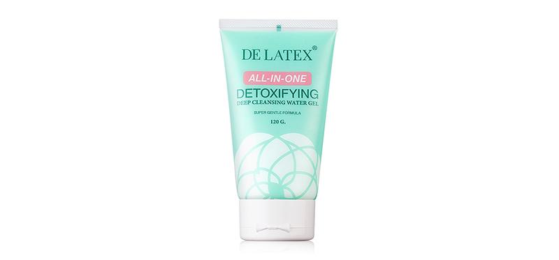 Cream De Latex All In One Detoxifying Deep Cleansing Water Gel  120g