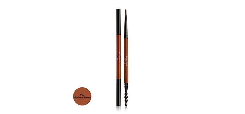 RABU RABU Perfect Silm Eyebrow 0.15g #02 Medium Brown