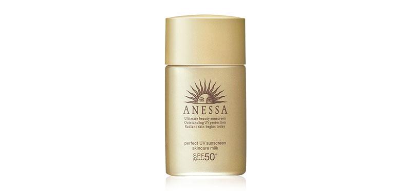 Anessa Perfect UV Sunscreen Skincare Milk SPF50+/PA++++ 20ml