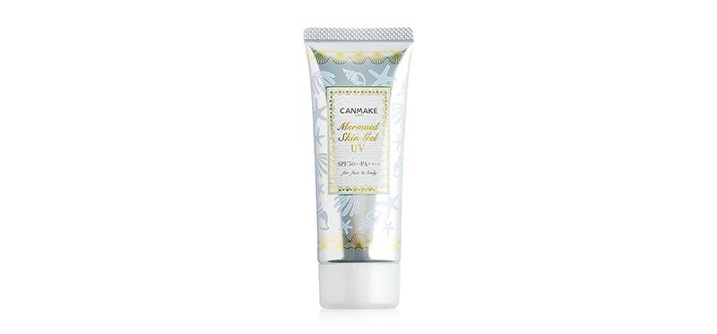 Canmake Mermaid Skin Gel UV 40g #02