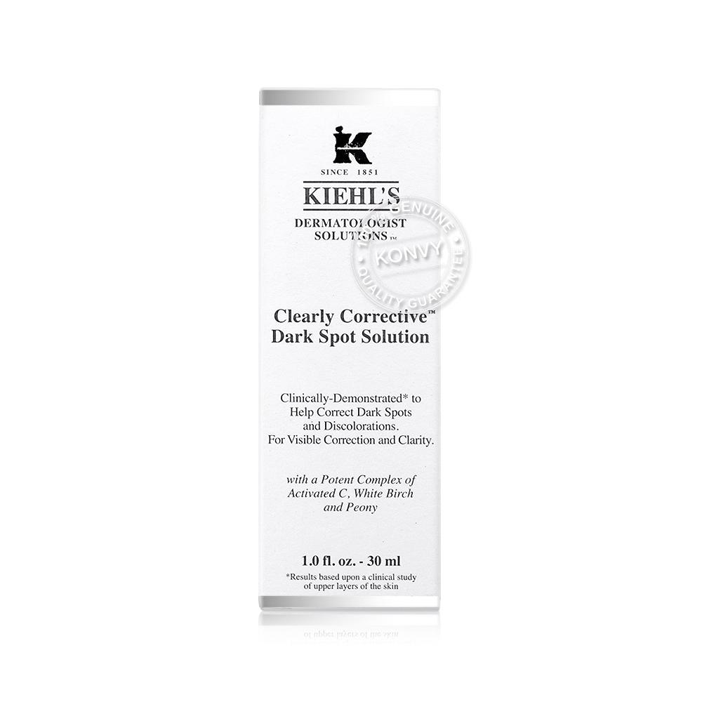 Kiehl's Clearly Corrective Dark Spot Solution 30ml