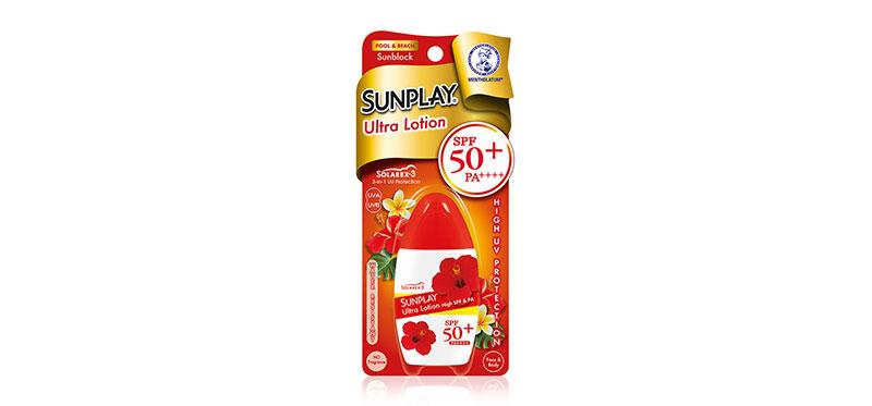 Sunplay Ultra Lotion SPF50/PA+++ 35g