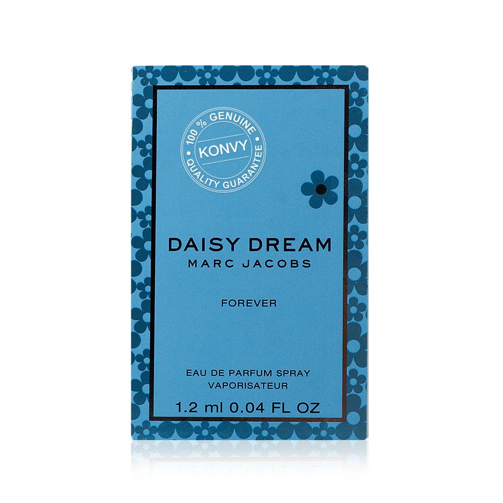 แพ็คคู่ Marc Jacobs Daisy Dream Forever Eau De Parfum Spray (1.2mlx2)