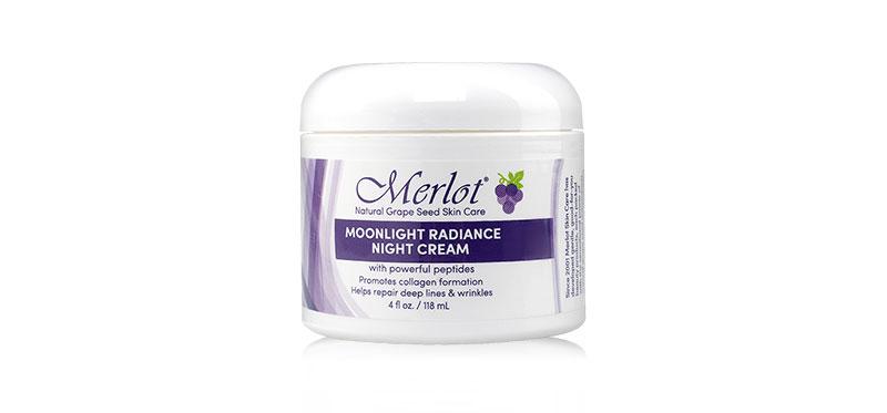 Merlot Moonlight Radiance Night Cream 118ml