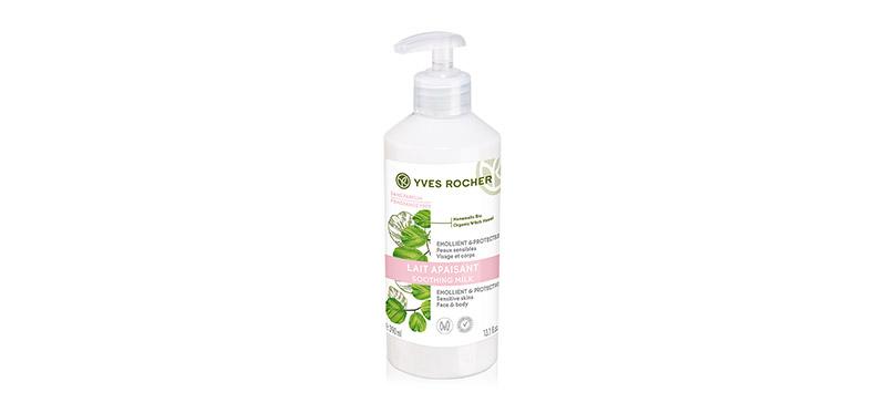 Yves Rocher Botanical Body Care Sensitive Soothing Lotion 390ml ( สินค้าหมดอายุ : 2022.07 )