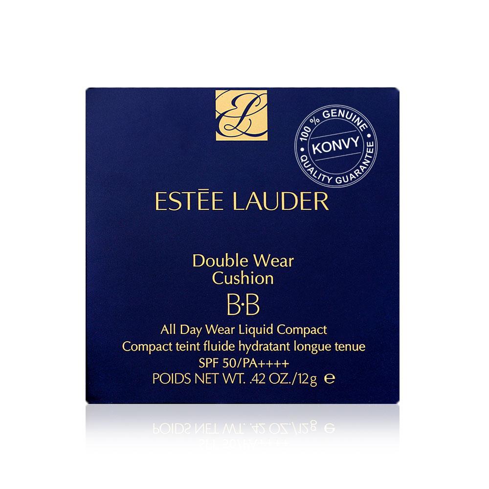 Estee Lauder Double Wear Cushion BB All Day Wear Liquid Compact SPF50/PA+++ 12g #1W1 Bone