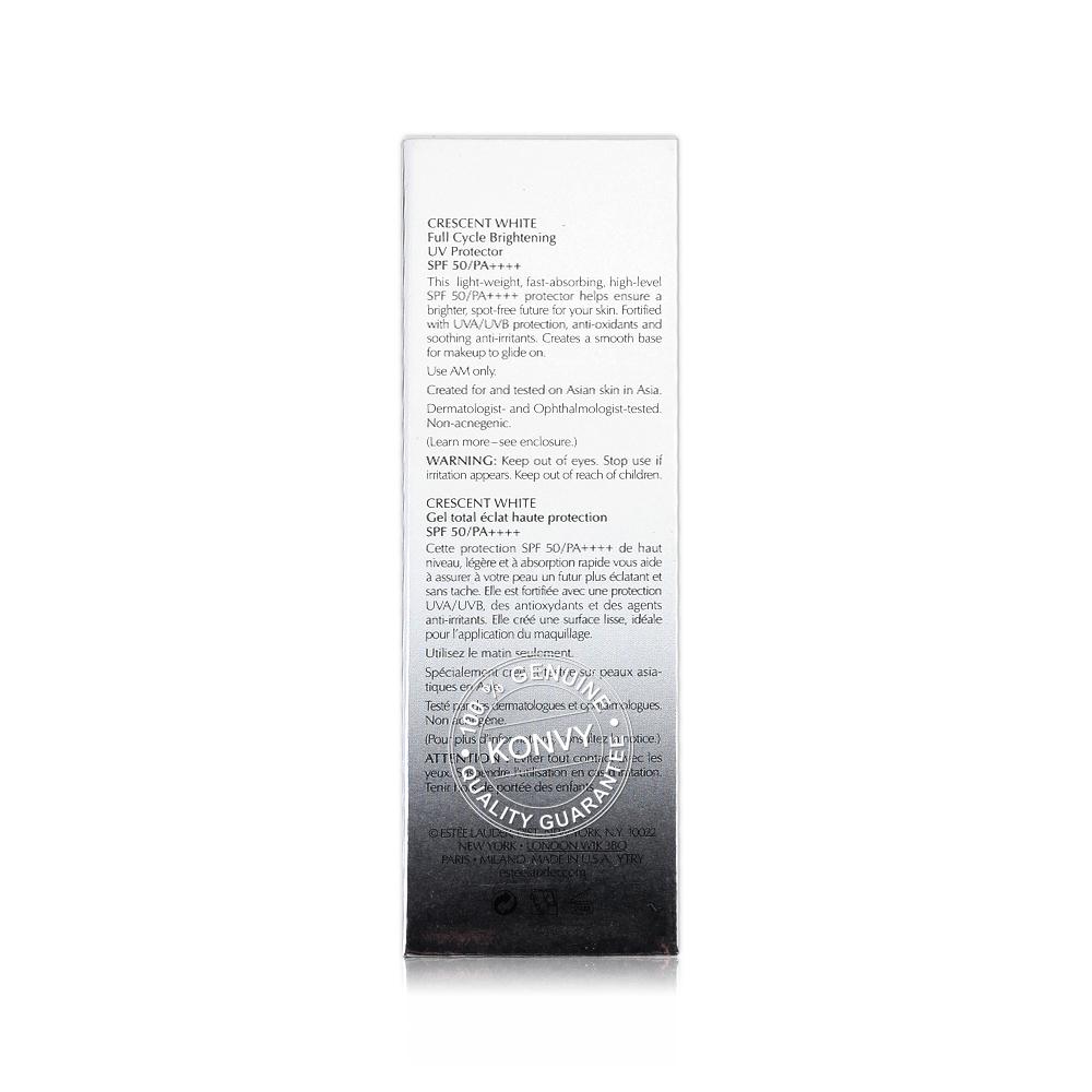 Estee Lauder Crescent White UV Protector SPF50/PA++++ 30ml