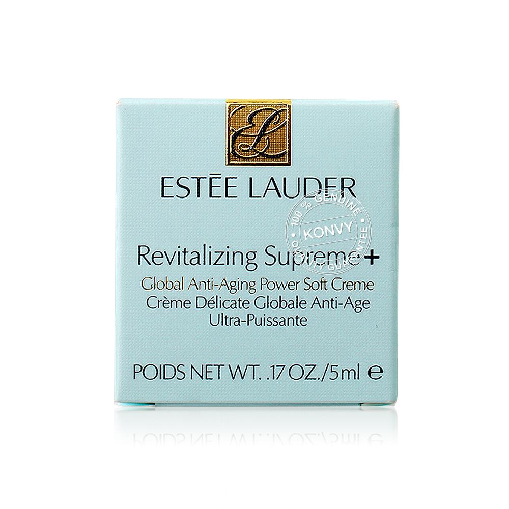 Estee Lauder Revitalizing Supreme+ Global Anti-Aging Power Soft Creme 5ml