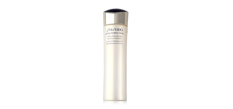 Shiseido Vital Perfection White Revitalizing Softener Enriched 150ml #11076