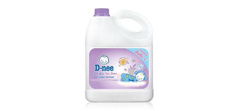 D-nee Baby Fabric Softener Night Wash 3000ml