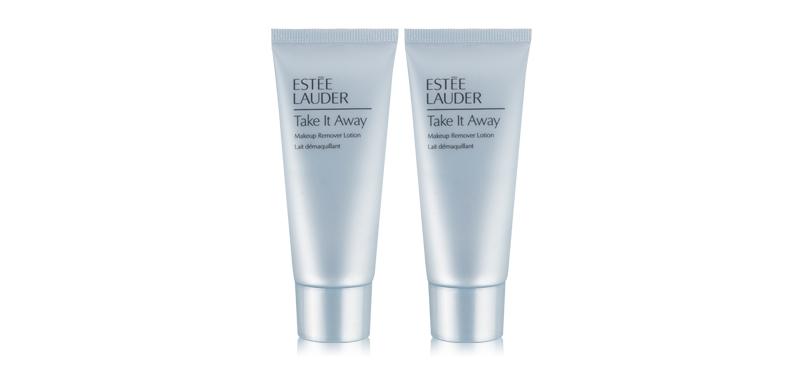 [แพ็คคู่] Estee Lauder Take it Away Makeup Remover Lotion [30ml x 2pcs]