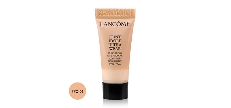 Lancome Teint Idole Ultra Wear All-Day Wear Retouch-Free SPF38 / PA+++ 5ml #PO-01