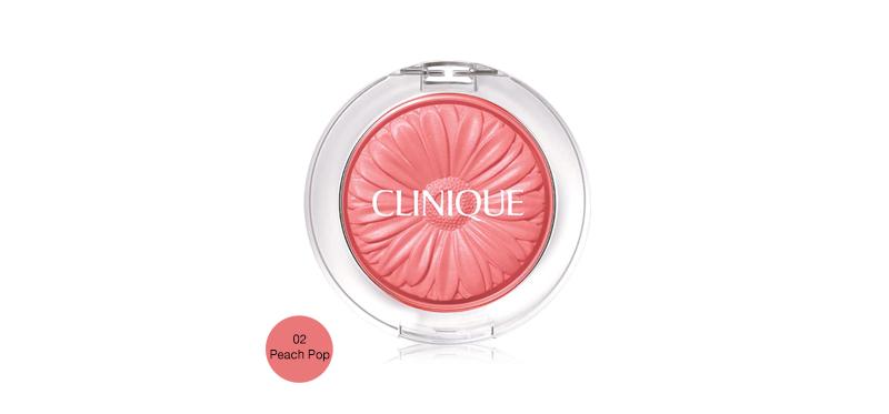 Clinique Cheek Pop Blush Pop #02 Peach Pop 3.5g