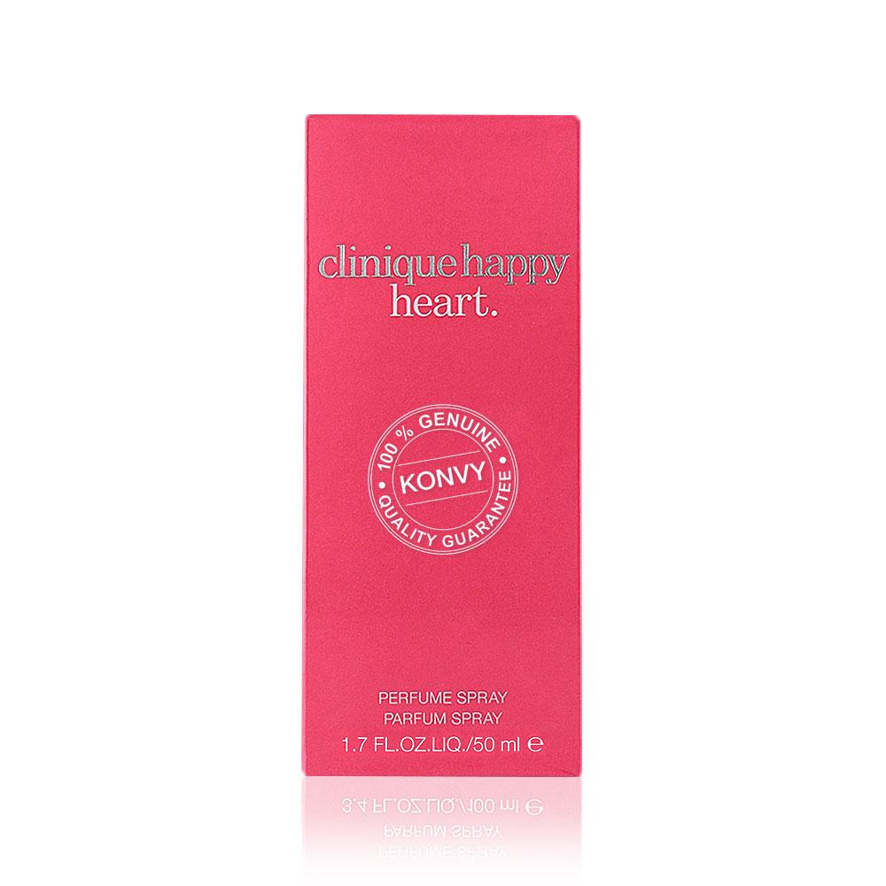 Clinique Happy Heart Perfume Spray 50ml