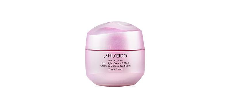 Shiseido White Lucent Overnight Cream & Mask 75ml #14933