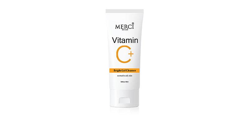 Merci Viamin C Bright Gel Cleanser 50ml