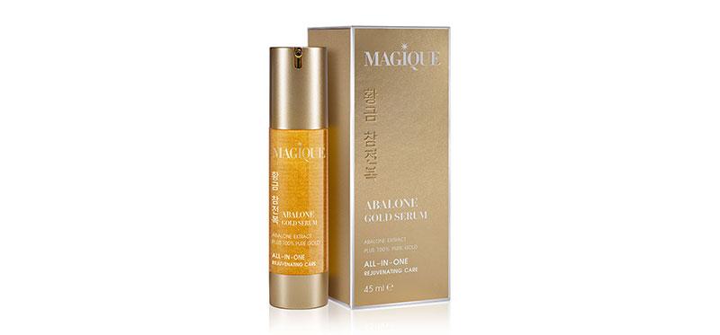Magique Albalone Gold Serum 45ml ( สินค้าหมดอายุ : 2022.05 )