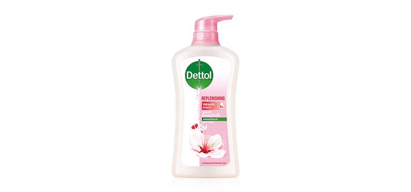 Dettol Shower Gel Anti-Bacteria Replenishing 500ml