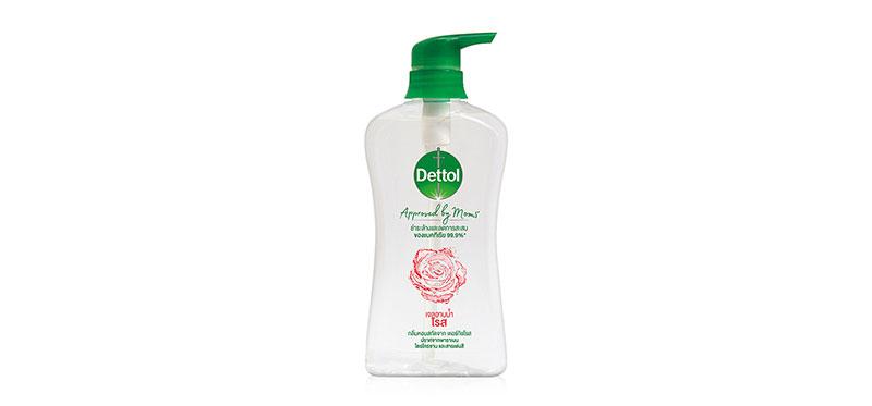 Dettol Shower Gel Anti-Bacteria Rose 500ml