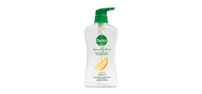 Dettol Shower Gel Anti-Bacteria Orange 500ml