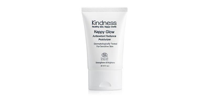 Kindness Happy Glow Antioxidant Radiance Moisturizer 30ml