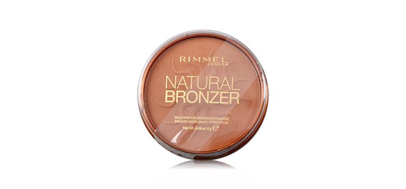 Rimmel Natural Bronzer #021 Sun Light