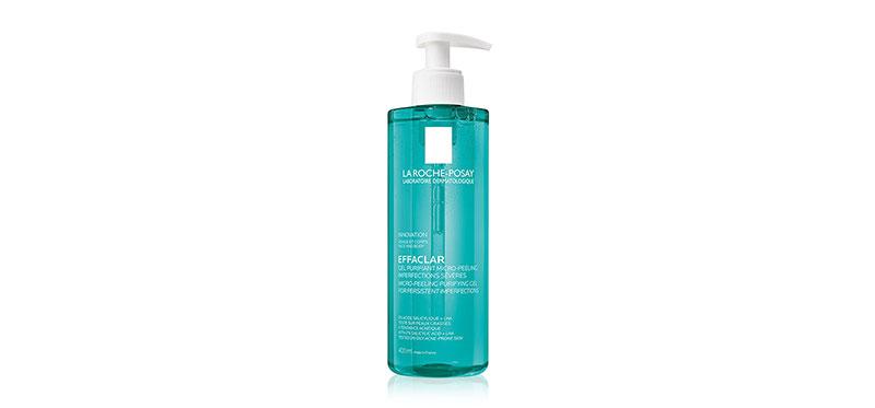 La Roche Posay Effaclar Micro-Peeling Purifying Gel 400ml