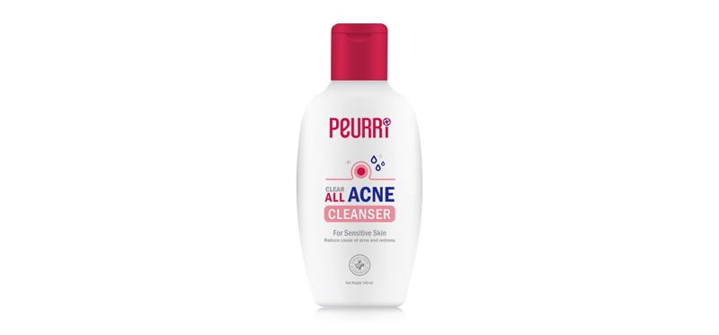 Peurri Clear All Acne Cleanser 100ml