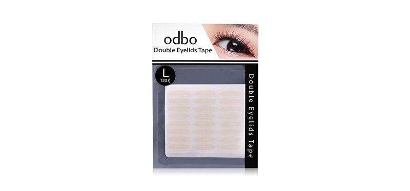 ODBO Double Eyelids Tape 120pairs OD847 #Size L