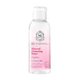 ฟรี! Nu Formula Mineral Cleansing Water For Sensitive Skin 100ml  (ซื้อมากแถมมาก) เมื่อช้อปสินค้า Nu Formula ที่ร่วมรายการอย่างน้อย 1 ชิ้น