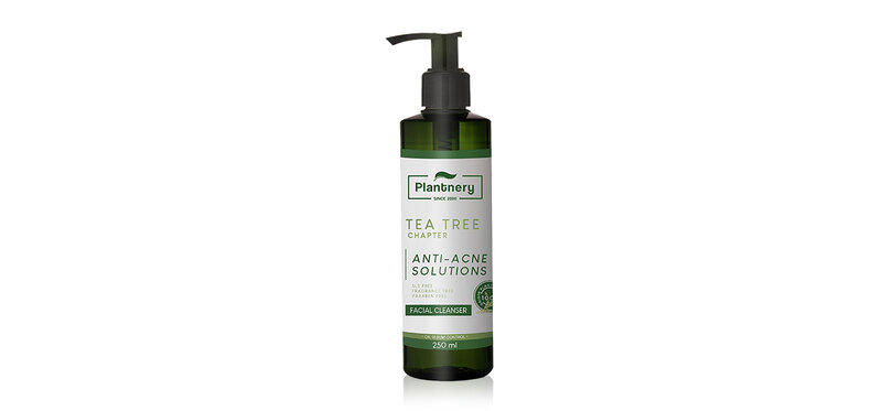 Plantnery Tea Tree Facial Cleanser 250ml