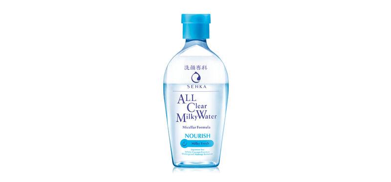 Senka A.L.L. Clear Milky Water 230ml