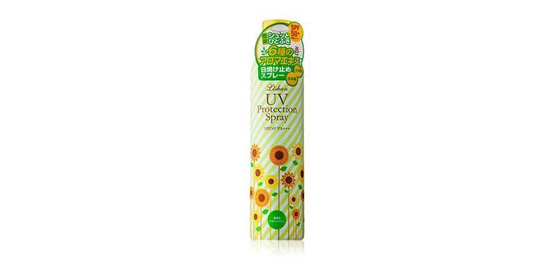 Lishan Uv Protection Spray Am SPF50+/PA+++ 230g