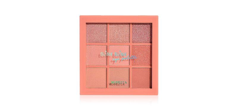 Merrez'ca Blink Blink Eye Palette #Inner Peach