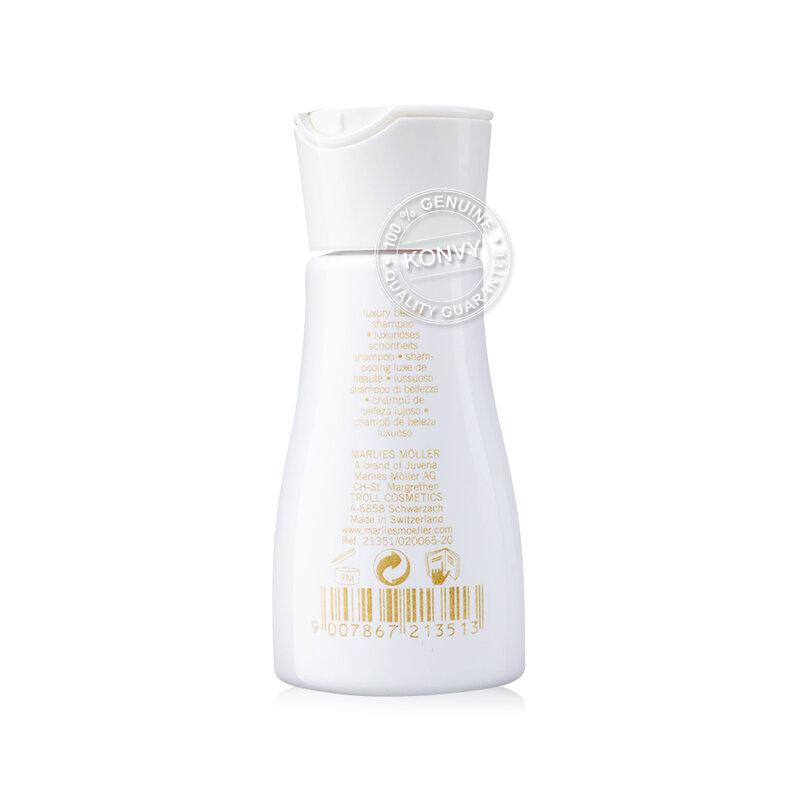 Marlies Moller Set 2 Items Micelle Pre-Shampoo 30ml + Golden Caviar Hair Bath 50ml