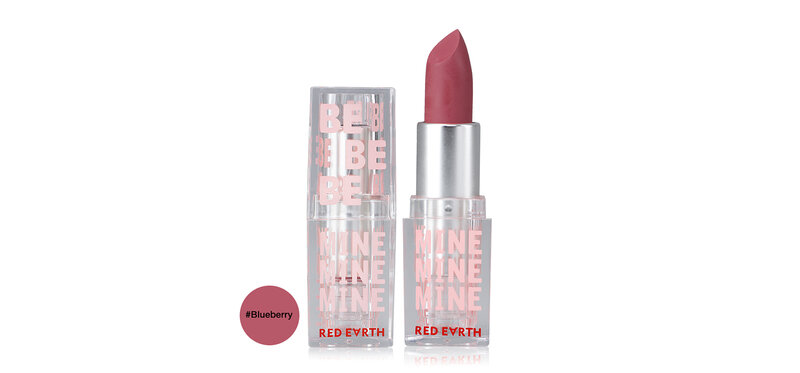 Red Earth Be Mine Bite Lipstick 3.5g #S500 Blueberry