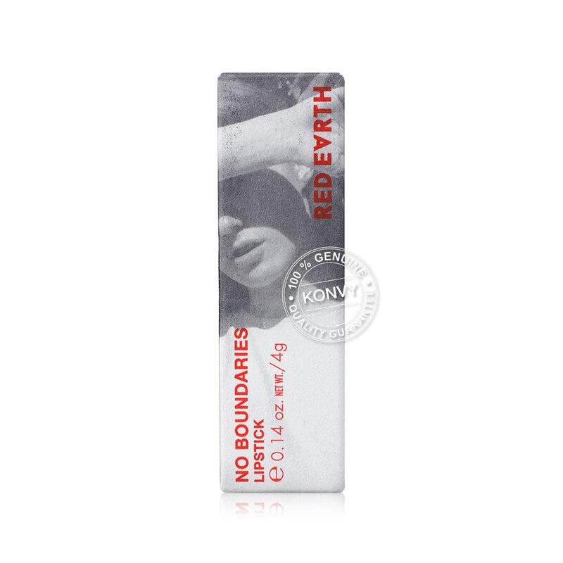 Red Earth No Boundaries Lipstick 4g #S108 Hibiscus