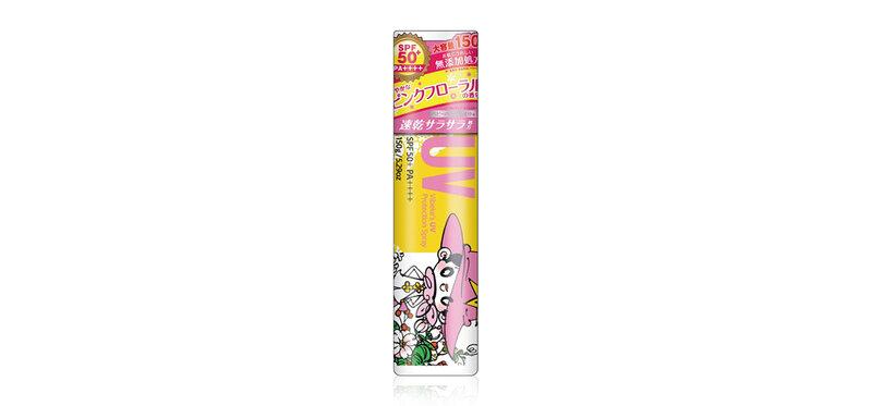 Vibeke UV Protection Spray Pink Floral Fragrance SPF50+/PA++++ 150g