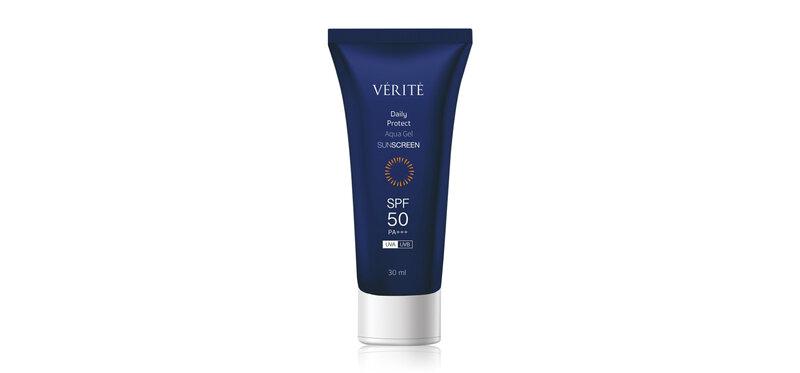 Verite Daily Protect Aqua Gel Sunscreen SPF50/PA+++ 30ml